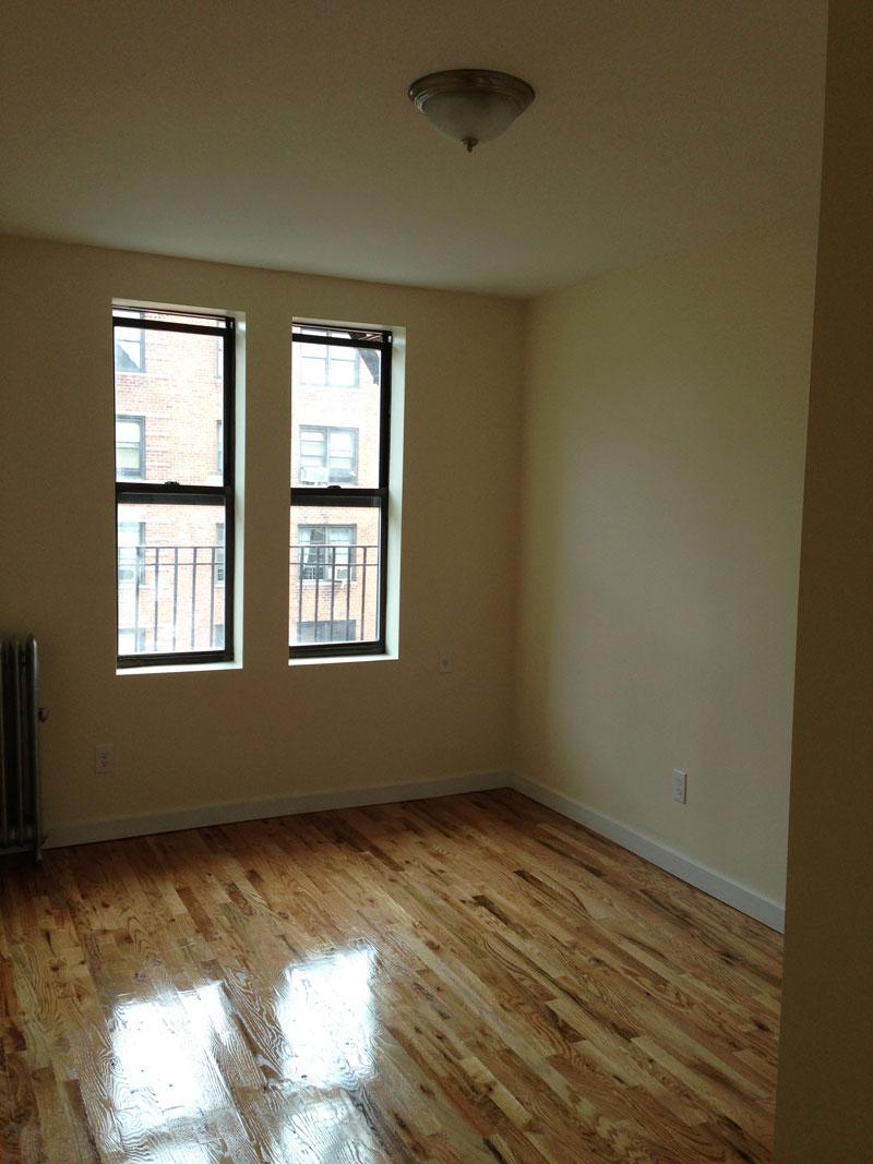 studio apartment renovation emiliano construction. Black Bedroom Furniture Sets. Home Design Ideas